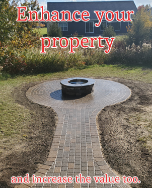 Enhance your property